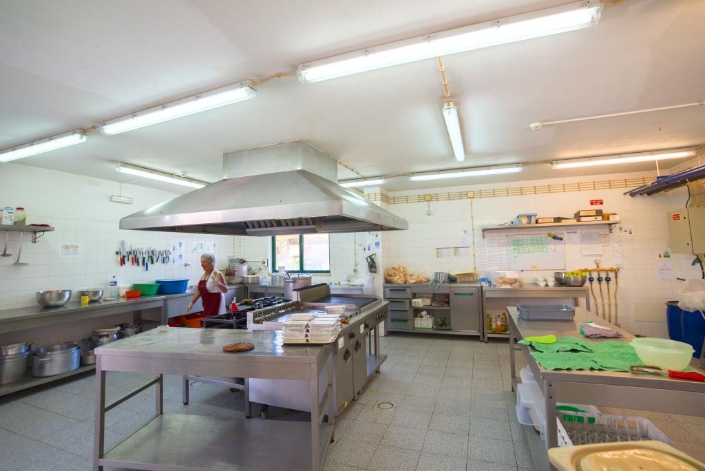 Cozinha Refeitório